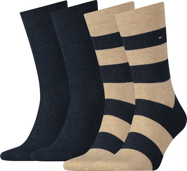 Tommy Hilfiger Men Rugby Sock 360 342021001-360