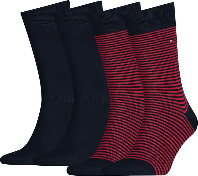 Tommy Hilfiger Men Small Stripe Sock 085 342029001-085