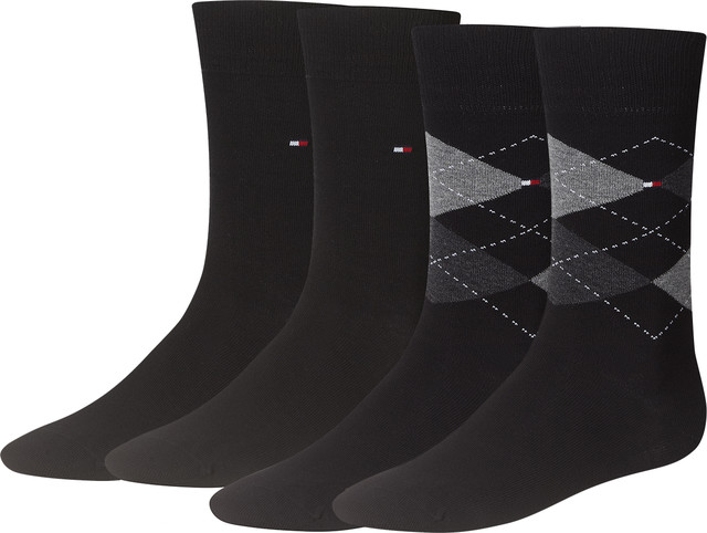 Tommy Hilfiger Men Sock Check 200 391156-200