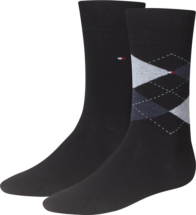 Tommy Hilfiger Men Sock Check 322 391156322