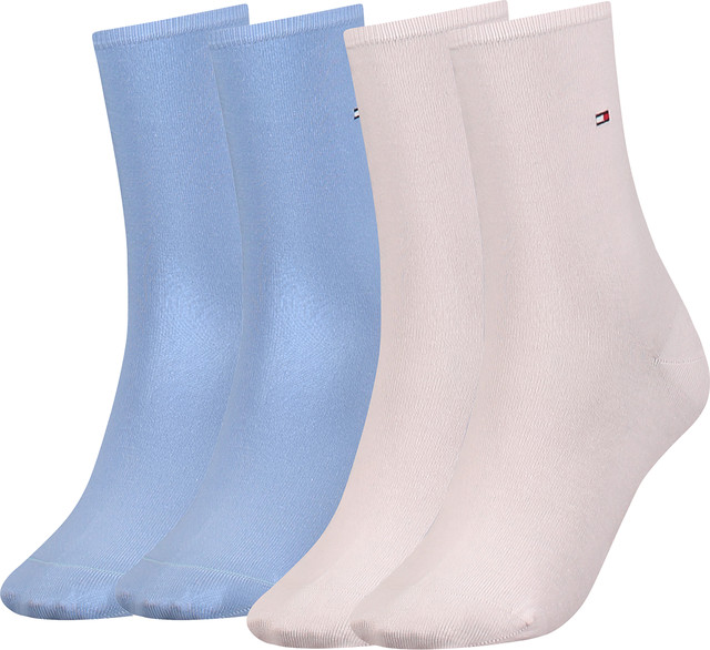 Tommy Hilfiger 2Pack  WOMEN SOCK CASUAL 2P 027 371221-027