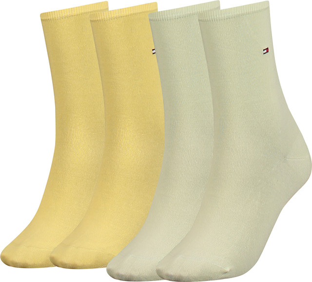 Tommy Hilfiger 2Pack  WOMEN SOCK CASUAL 2P 524 371221-524