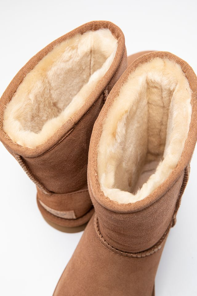 śniegowce UGG  <br/><small>CLASSIC SHORT II CHESTNUT </small>  UGG-1016223/CHE