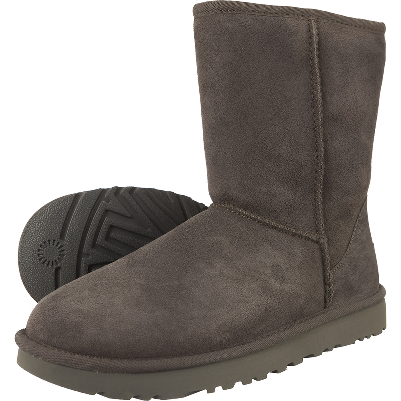śniegowce UGG  <br/><small>CLASSIC SHORT II GREY </small>  UGG-1016223/GRY
