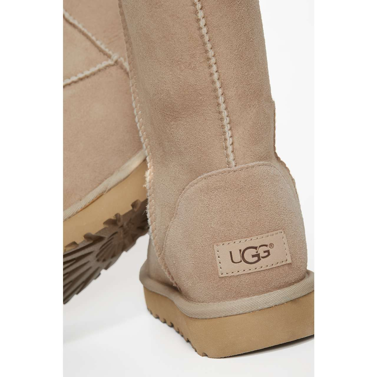 śniegowce UGG  <br/><small>CLASSIC SHORT II SAND </small>  UGG-6223
