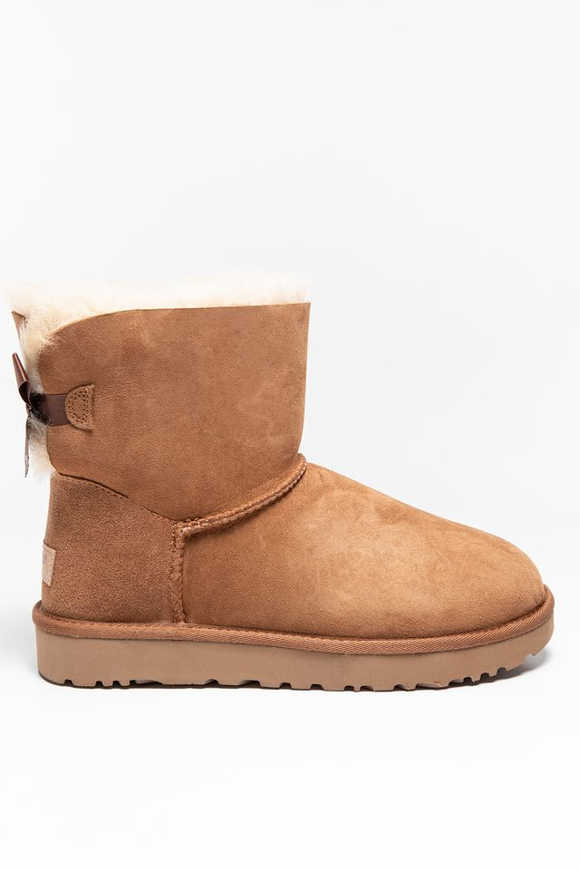 UGG MINI BAILEY BOW II CHESTNUT UGG-1016501/CHE