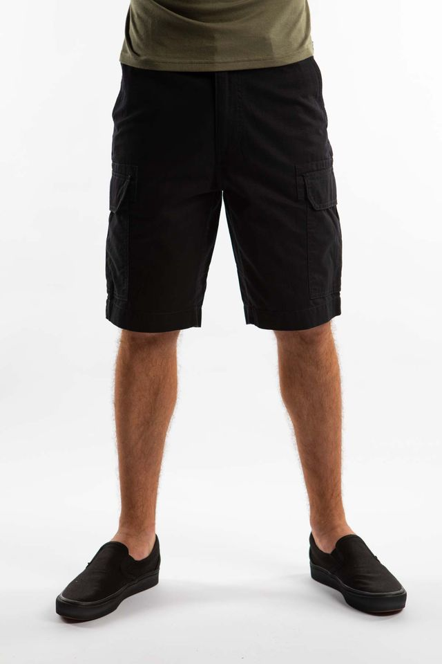 BLACK NEW YORK SHORT 065 BK