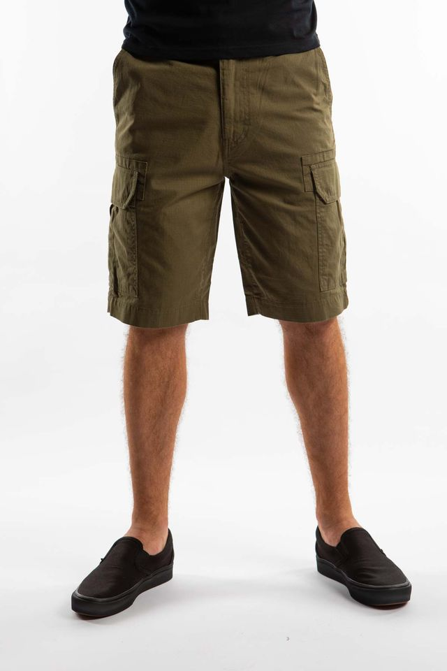 DARK OLIVE NEW YORK SHORT 065 DKO