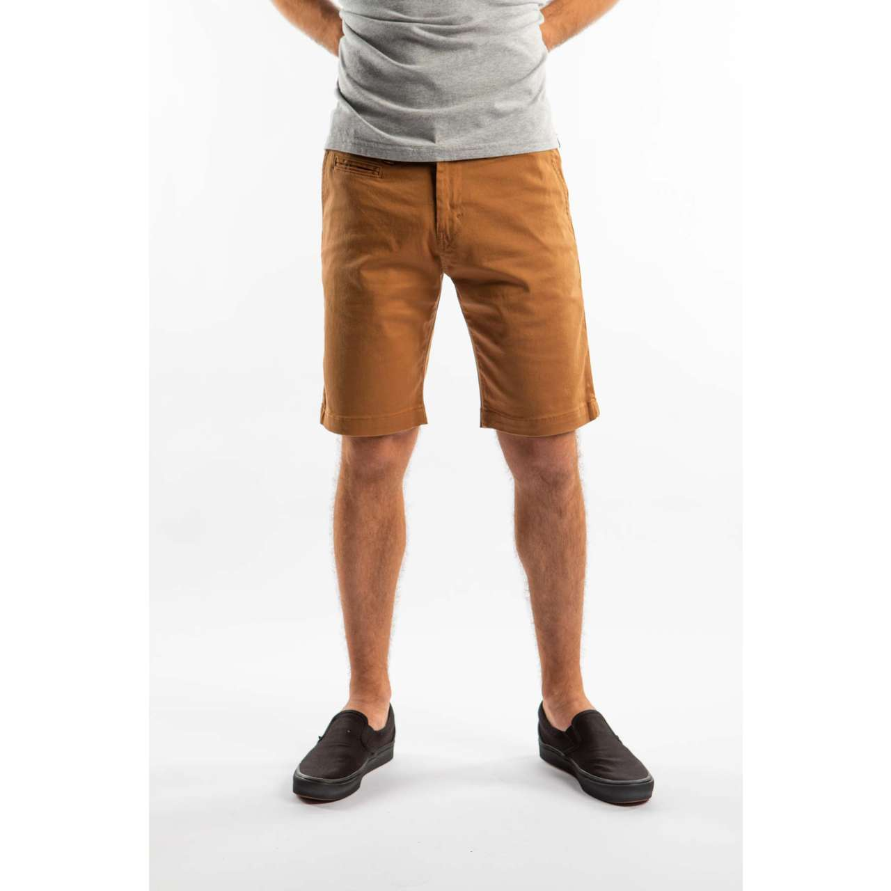Spodenki Dickies  <br/><small>PALM SPRINGS 067 BD BROWN DUCK </small>  1220067