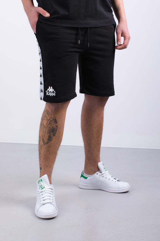 Kappa EMILIO SHORTS 005 BLACK 305006-005