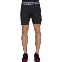 Spodenki Under Armour HG Printed Comp Short 004
