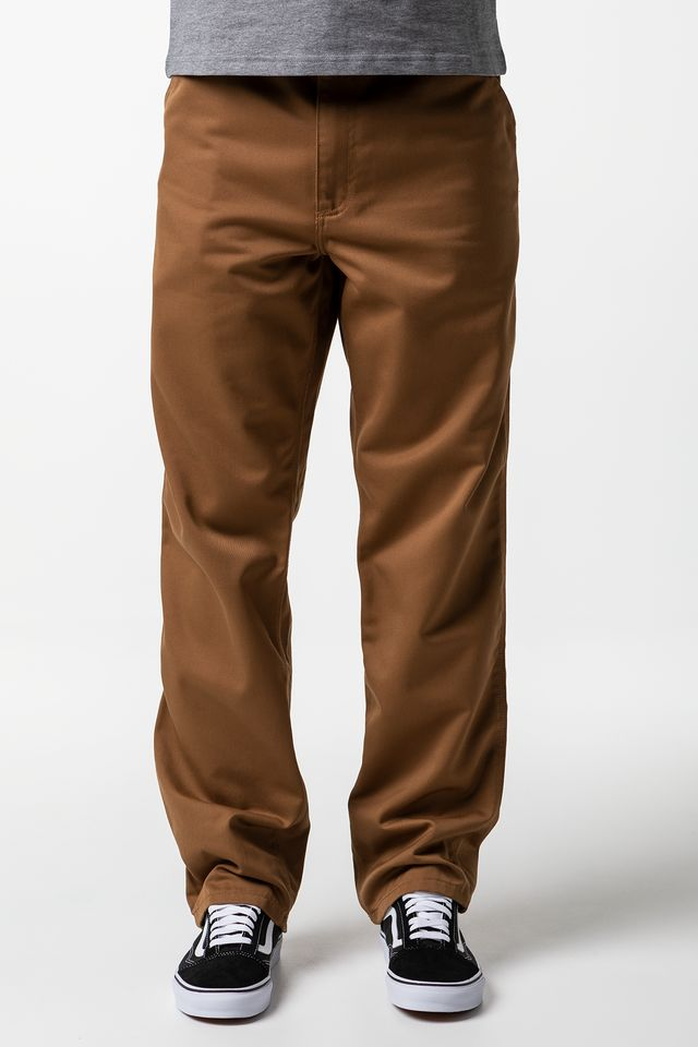 Spodnie Carhartt WIP  <br/><small>SIMPLE PANT HZ02 HAMILTON BROWN </small>  I020075-HZ02