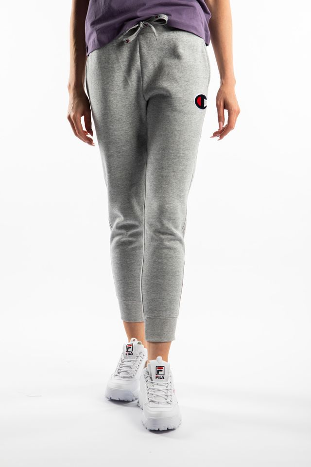 Champion RIB CUFF PANTS EM021 GREY 111969-EM021