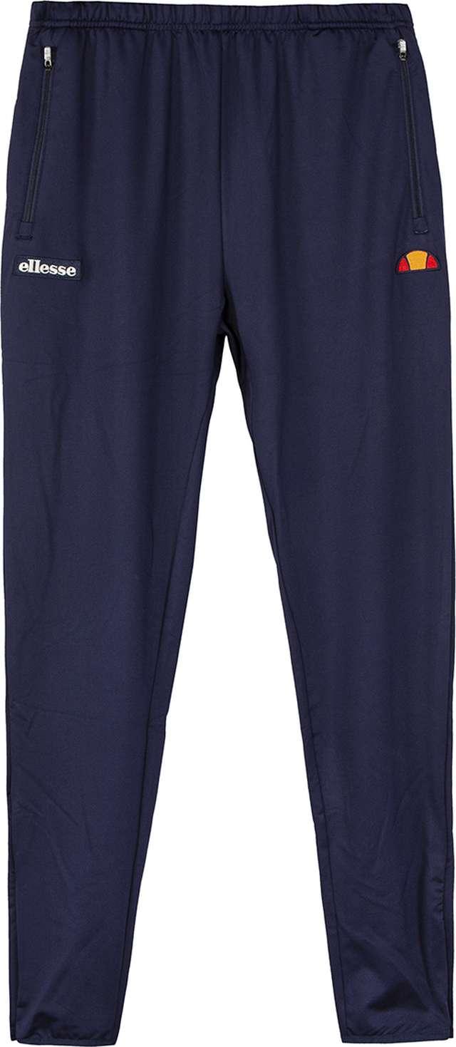 Ellesse BLACK RUN POLY PANT DRESS BLUES SHS04705 Navy