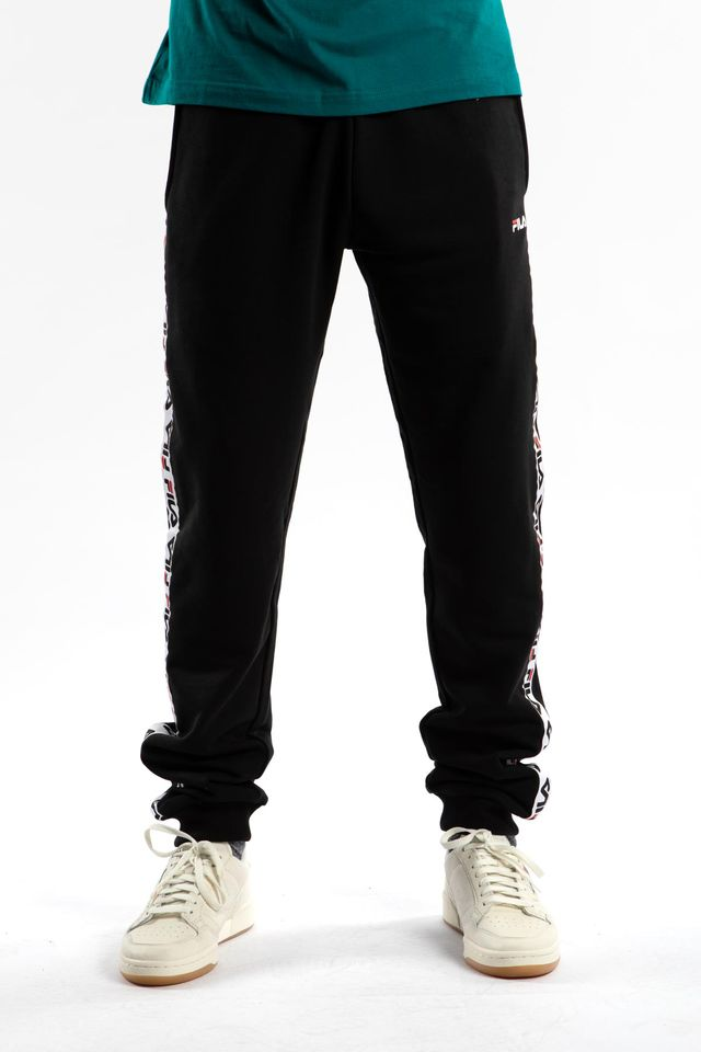 Fila TADEO SWEAT PANTS 002 BLACK 682365-002