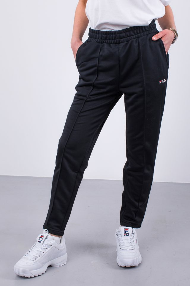 Fila WOMEN BRIGID CIGARETTE TRACK PANTS 002 BLACK 682341-002