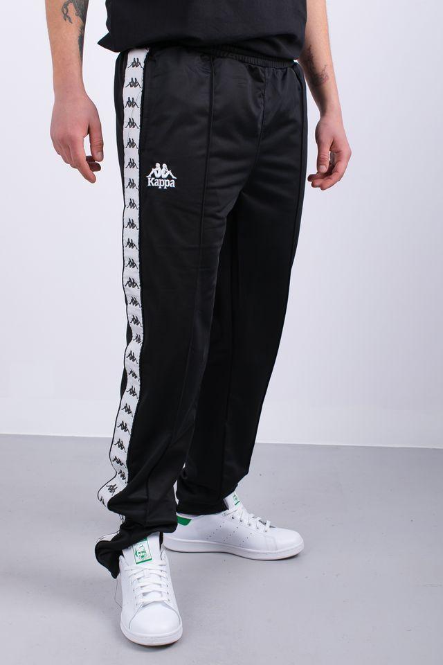 Kappa ENNO TRACKSUIT PANTS 005 BLACK 305010-005