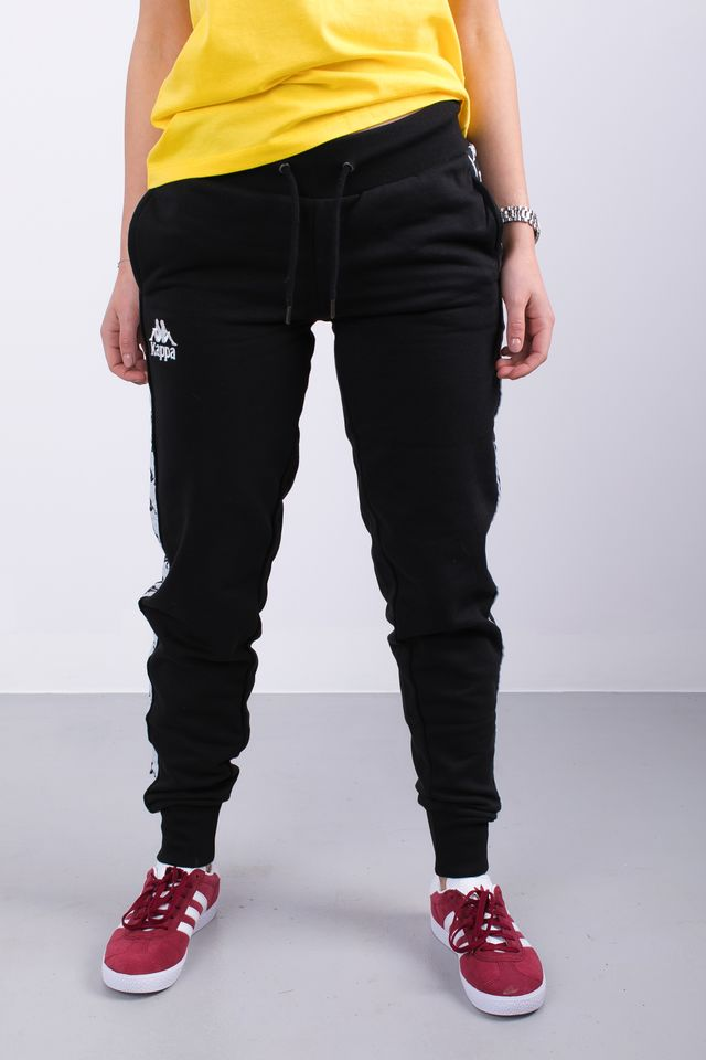Kappa ESTHER PANTS 005 BLACK 305036-005