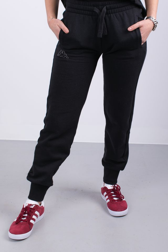 Kappa TAIMA PANTS 005 BLACK 705202-005