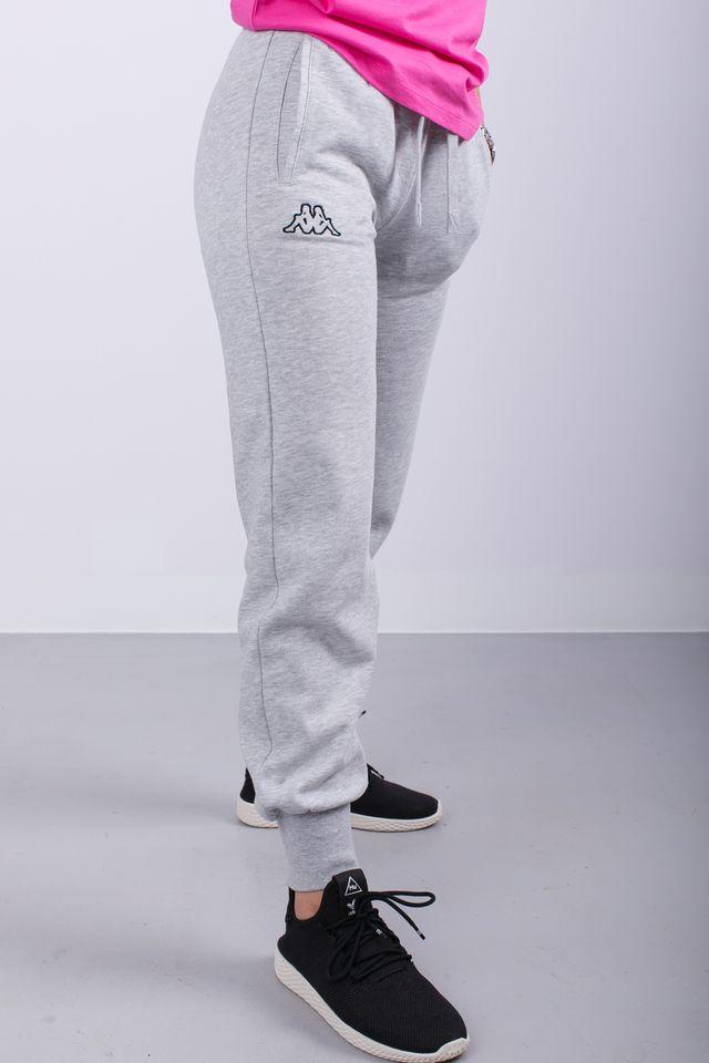 Nowe Produkty świetna jakość najnowsza zniżka Spodnie Kappa TAIMA PANTS 18M GREY MELANGE - eastend.pl