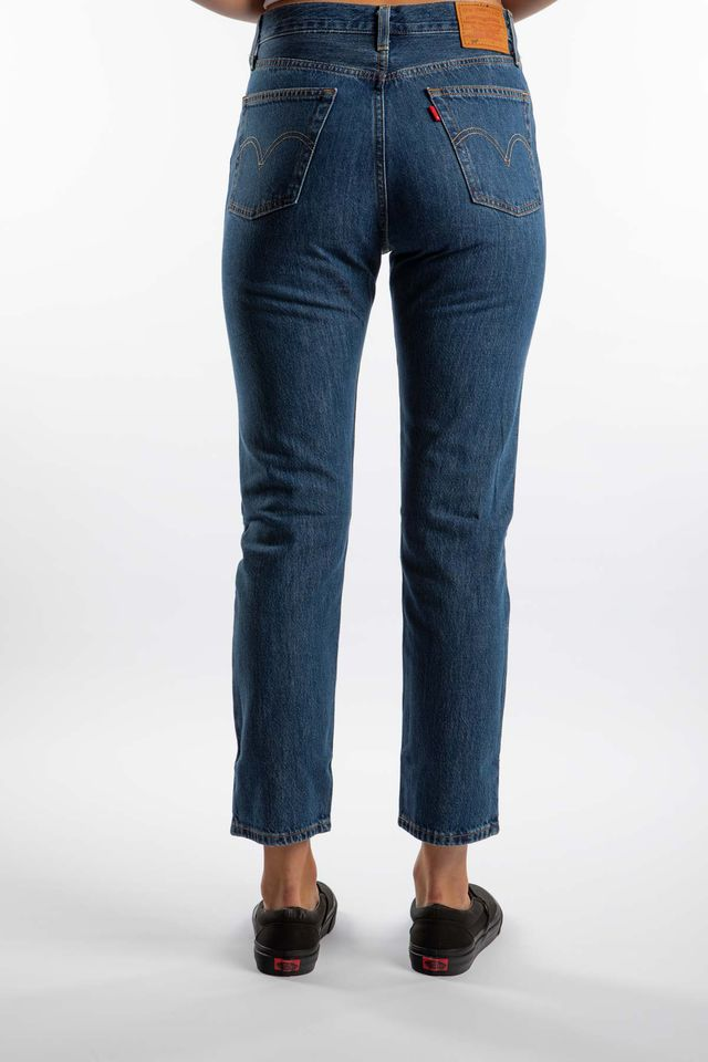 Spodnie Levi's  <br/><small>501 CROP JEANS 0080 MARKET VINTAGE </small>  36200-0080