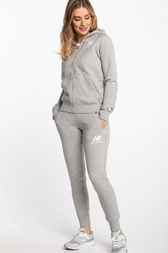 GREY ESSENTIALS FT SWEATPANT NBWP03532AG