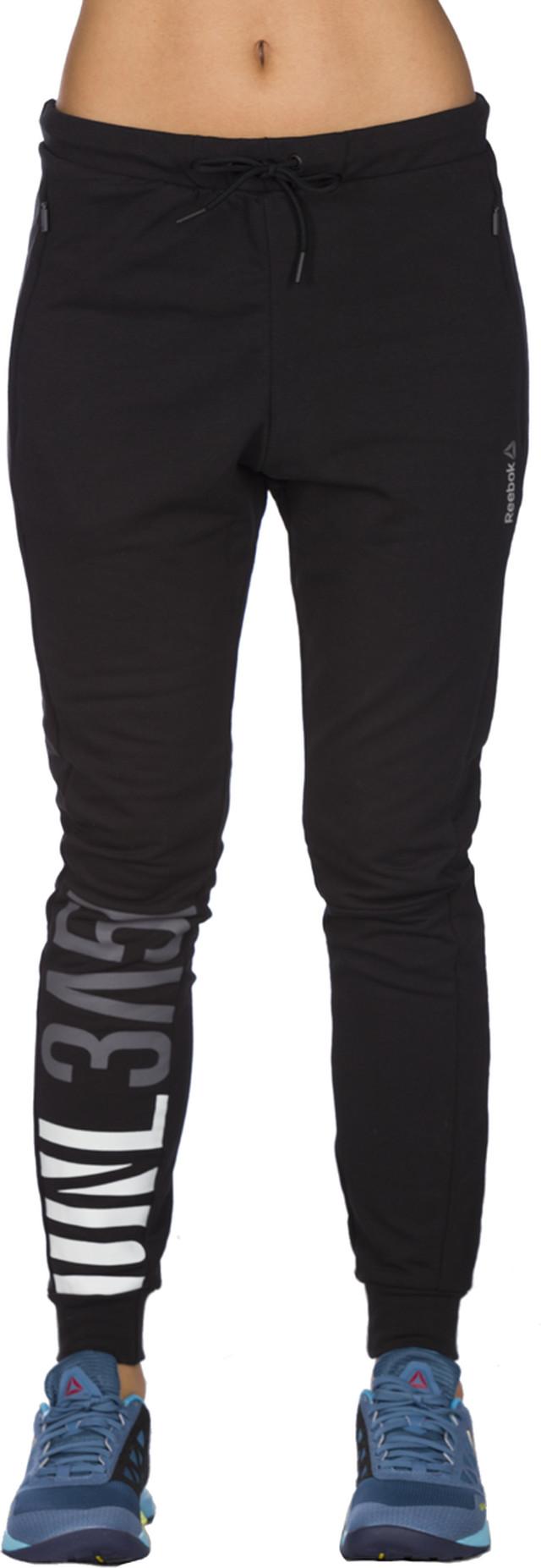 Reebok WOR CS Cotton Pant Black 882 AY1882