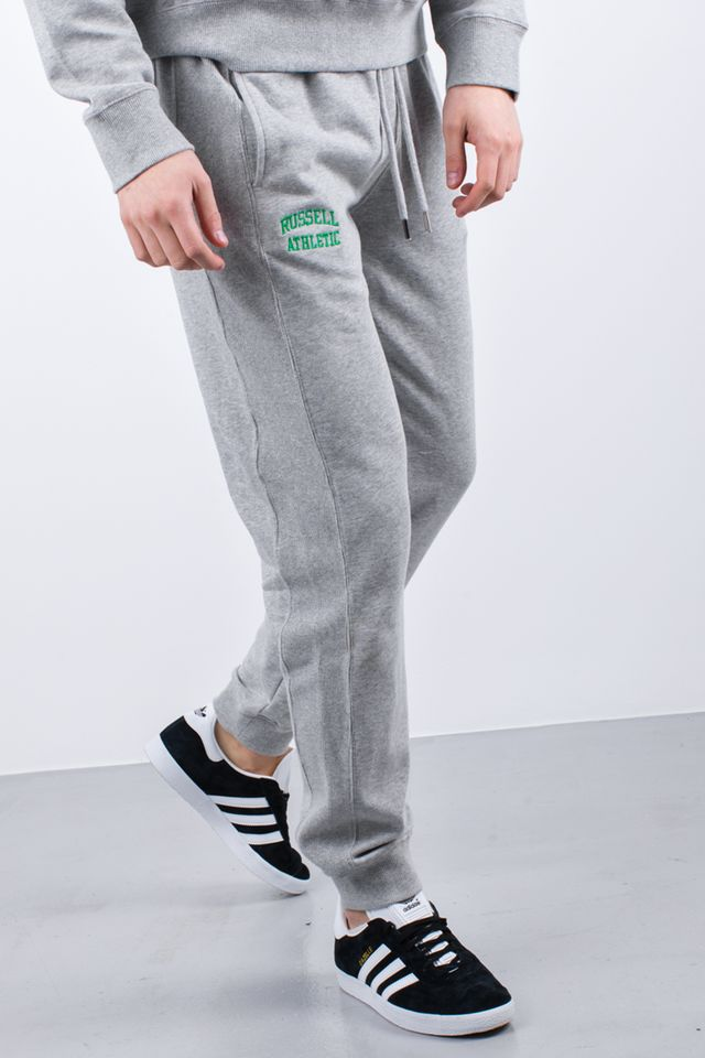 Russell Athletic CUFFED PANT 091 NEW GREY MARL A90051-091