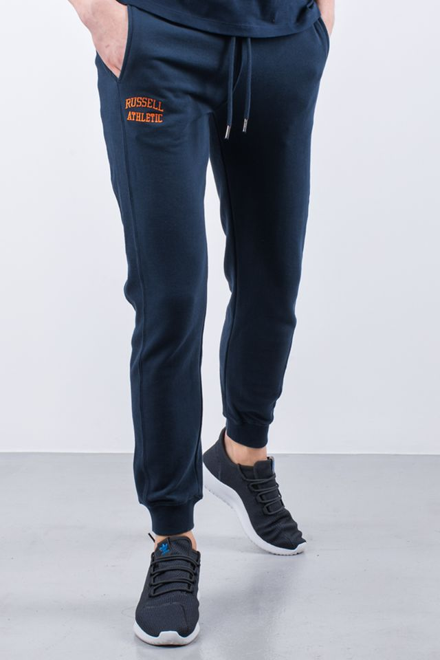 Russell Athletic CUFFED PANT 290 NAVY A90051-290