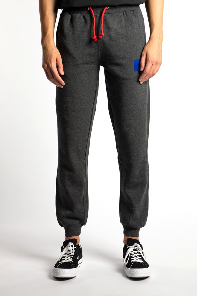 Russell Athletic ERNEST CUFF JOGGER 098 WINTER CHARCOAL MARL E96092-098