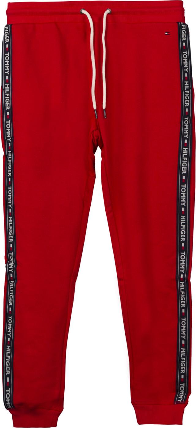 Tommy Hilfiger TRACK PANT HWK 611 TANGO RED UW0UW00564-611