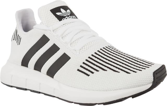 adidas SWIFT RUN Ftwr White/Core Black/Medium Grey Heather CQ2116