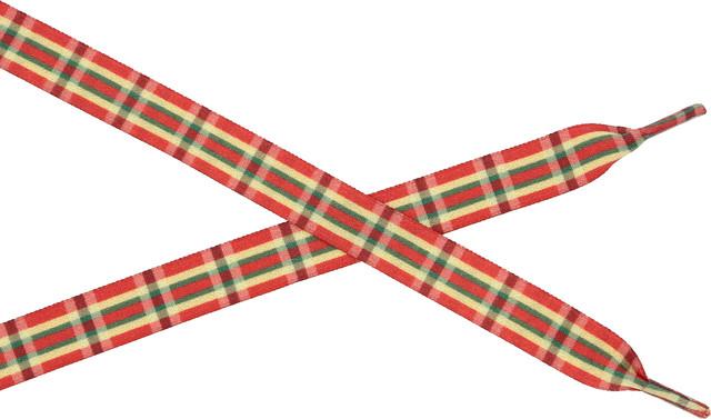 Bestdays Czerwona szkocka kratka 120 cm 5.12