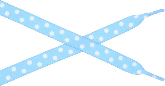 Bestdays Niebieskie w białe kropki 90 cm 4.05