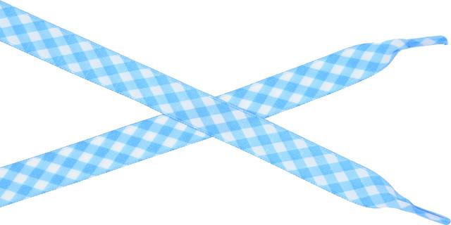 Bestdays Niebiesko-biała kratka 120 cm 5.10