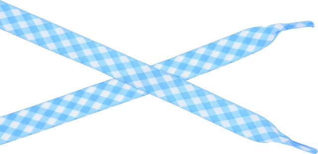 Bestdays Niebiesko-biała kratka 140 cm 6.10
