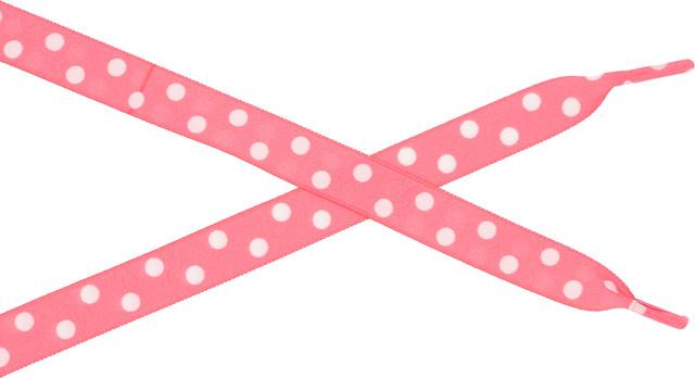 Bestdays Różowe w białe kropki 140 cm 6.03