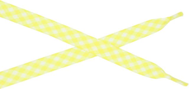Bestdays Żółto-biała kratka 140 cm 6.09