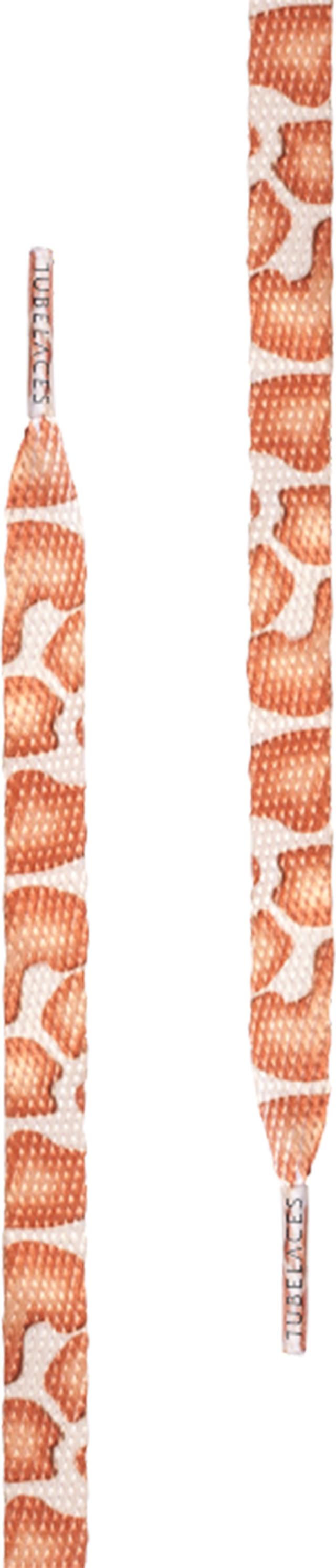 TubeLaces Special Flat Giraffe 120 cm 10462