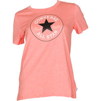 T-shirt Converse CORE SOLID CHUCK PATCH CREW A08