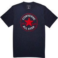 T-shirt Converse M CORE CHUCK PATCH TEE A18