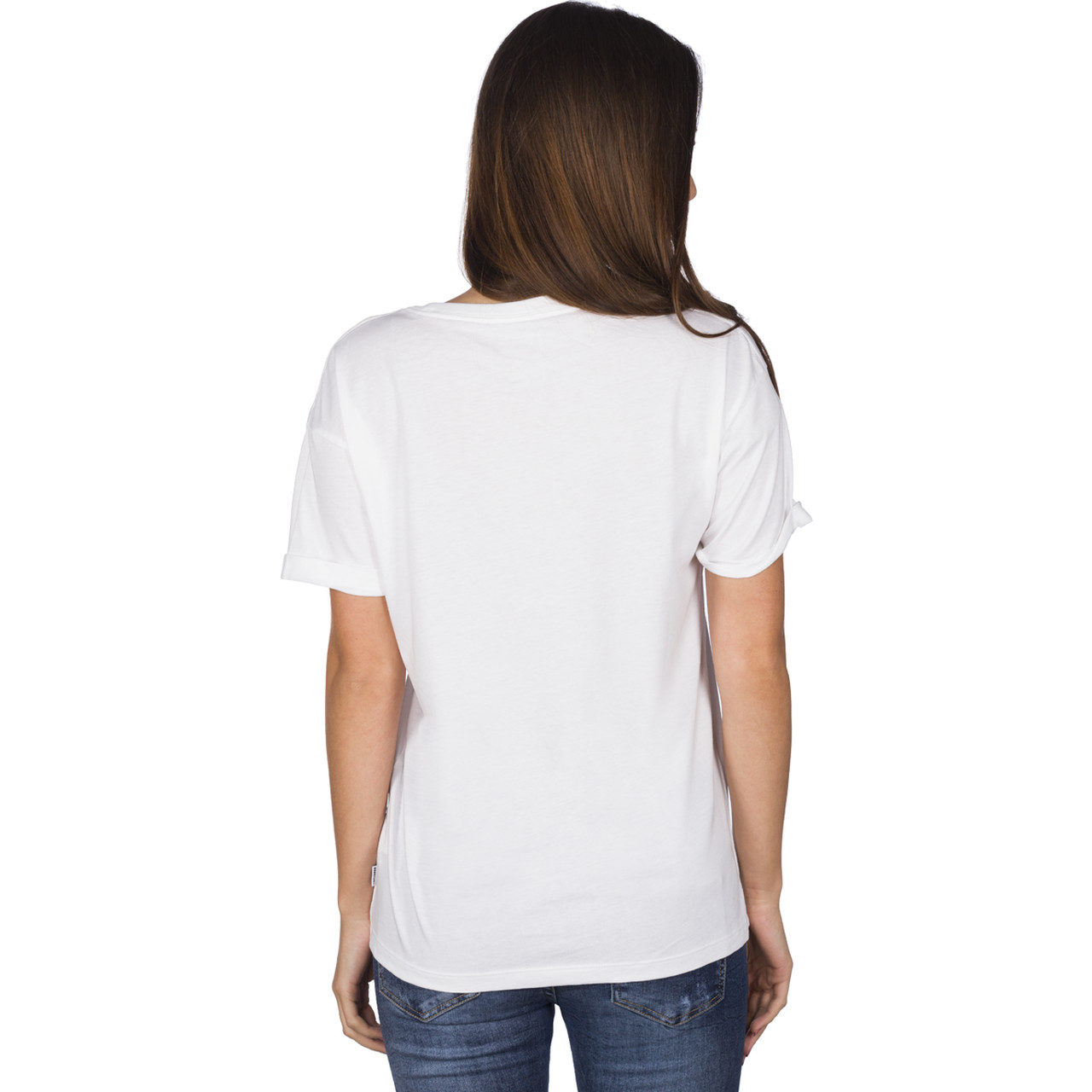 Koszulka Converse  <br/><small>Photo Dot Easy Crew Tee A01 </small>  10003368-A01