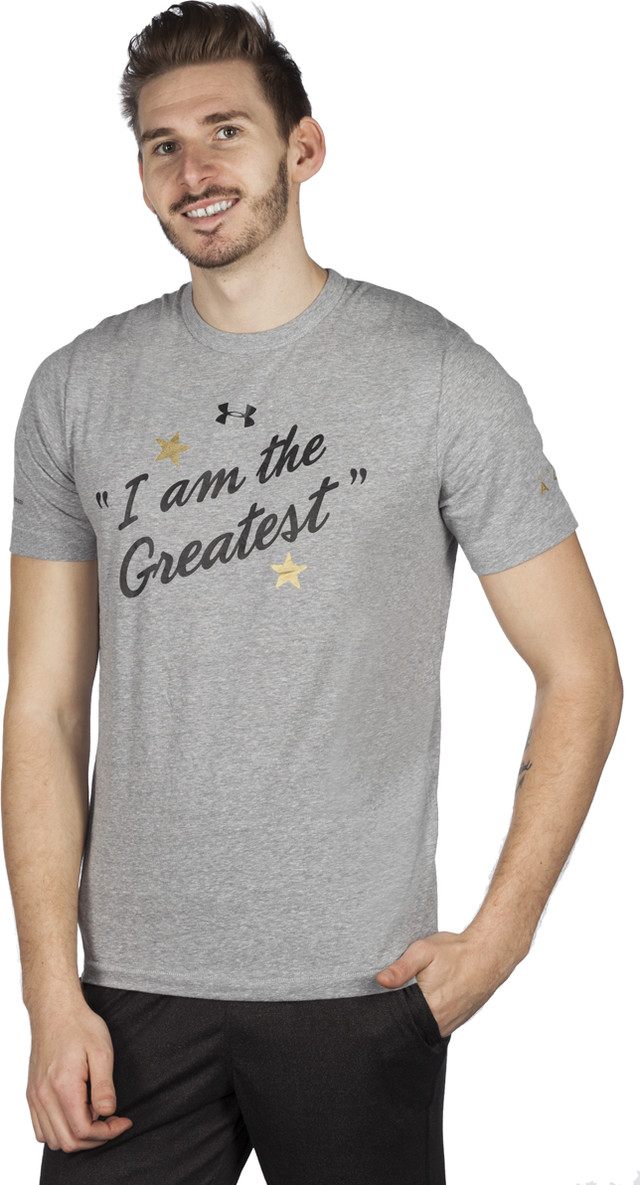 Under Armour Muhammad Ali I am The Greatest Tee 025 1275549-025
