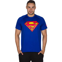 T-shirt Under Armour TECH SUPERMAN T 400