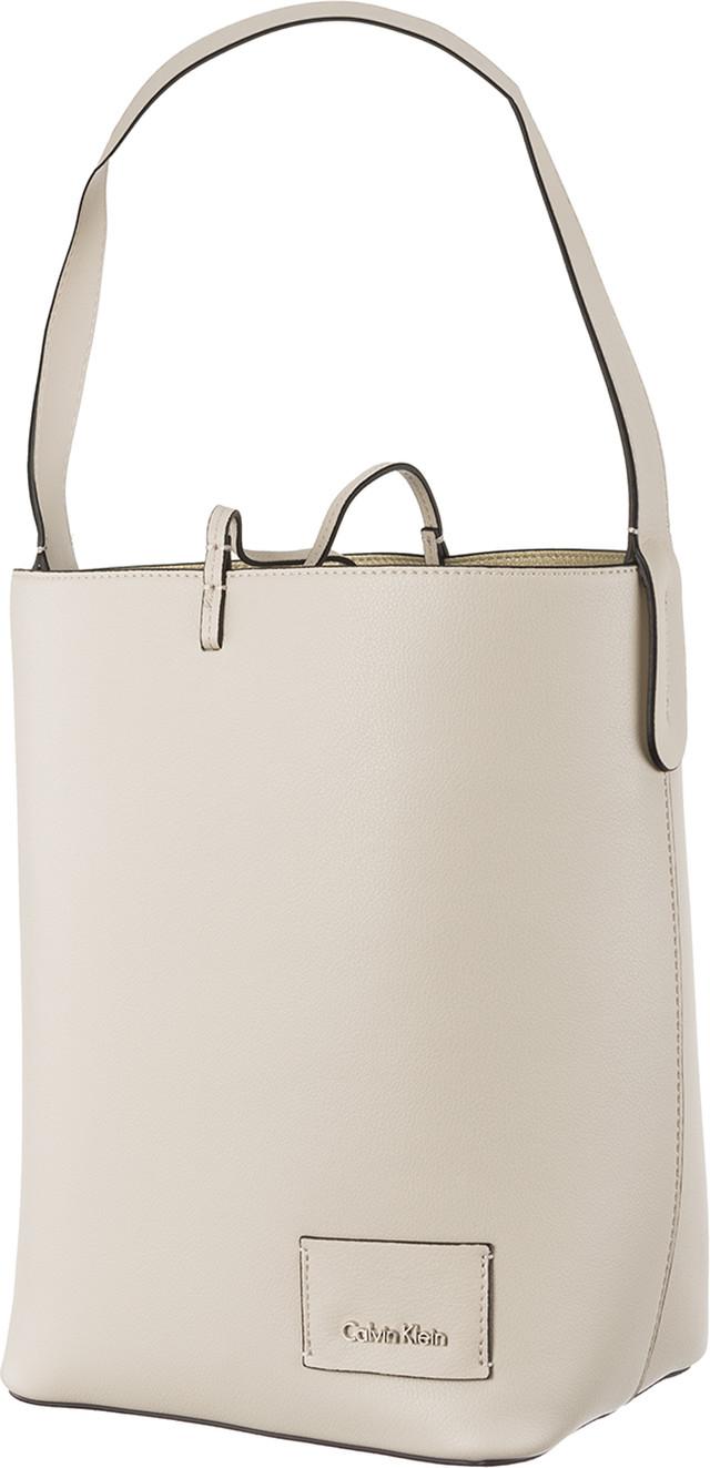 Calvin Klein REVERSIBLE BUCKET BEIGE K60K604266-908
