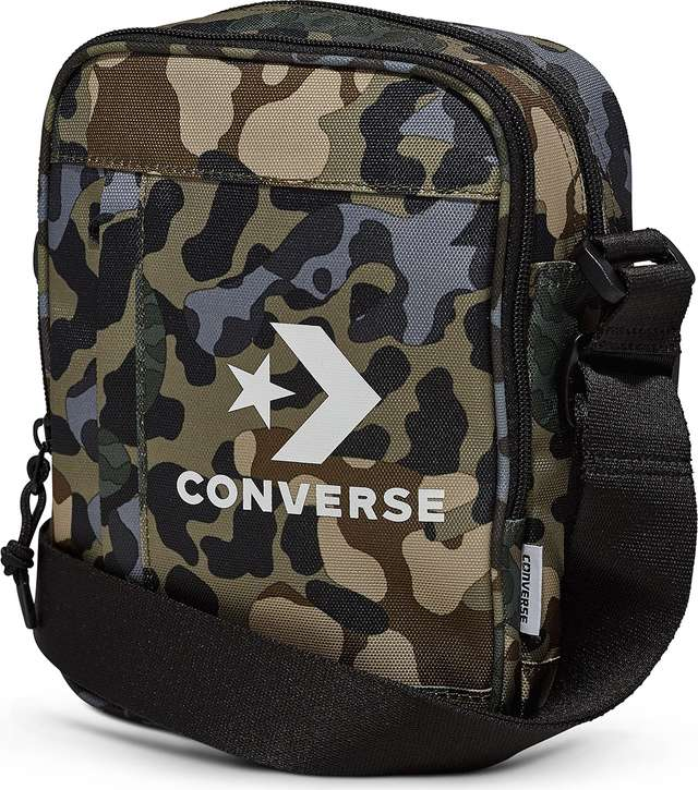 Converse CROSS BODY A02 ANIMAL/BLACK/WHITE 10006934-A02