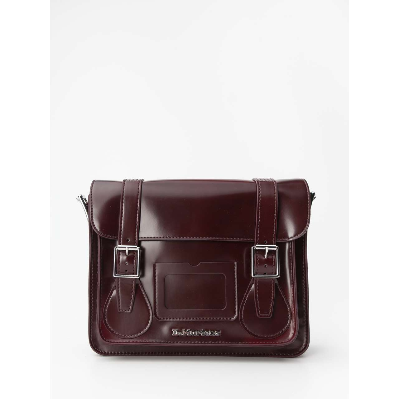 "Torba Dr.Martens  <br/><small>11"" VEGAN SATCHEL 601 CHERRY RED CAMBRIDGE BRUSH </small>  DMAB092601"