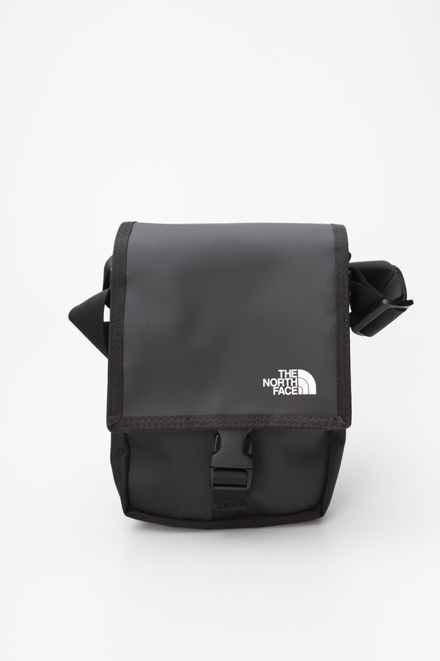 The North Face BARDU BAG KY4 TNF BLACK/TNF WHITE NF00AVAQKY41