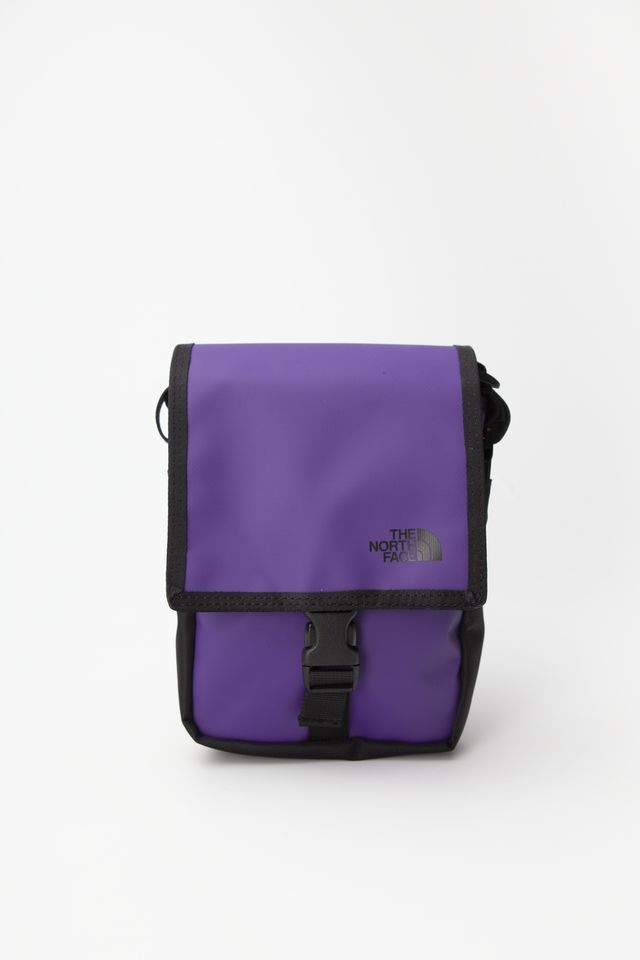 The North Face BARDU BAG V0G HERO PURPLE/TNF BLACK NF00AVAQV0G1