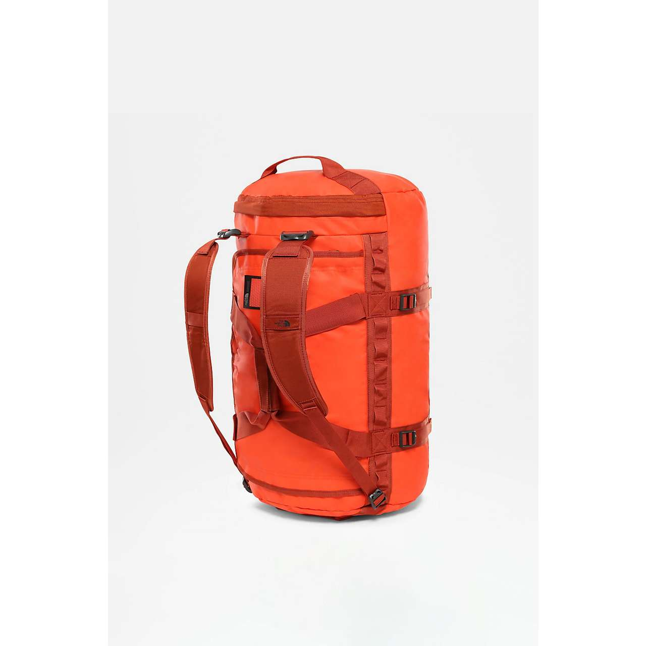 Torba The North Face  <br/><small>BASE CAMP DUFFEL S/P FJ5 ACRYLIC ORANGE/PICANTE RED </small>  NF0A3ETOFJ51